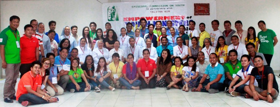 Training course in the Philippines