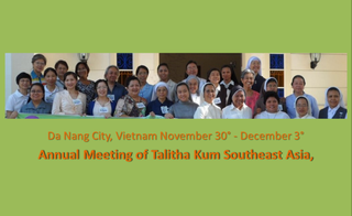 Annual meeting of Talitha Kum Southeast Asia