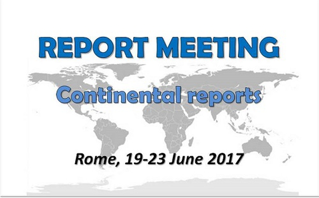 Report International Coordination Committee
