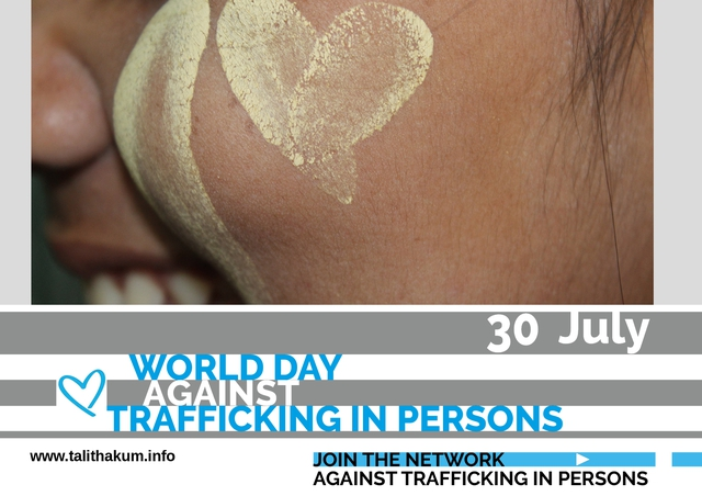 World Day against Trafficking in Persons, 30 July