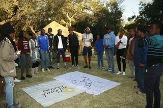 South Africa: Without Chains team's efforts in combating Trafficking In Persons
