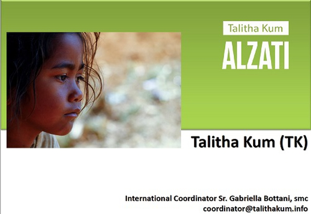 Towards the 10th Anniversary of Talitha Kum