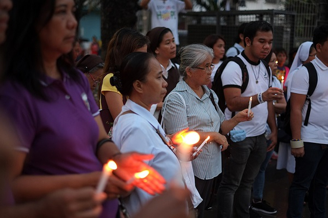 "Philippines: the Catholic Coalition Network Against Human Trafficking (CCNAHT) calls on all Filipinos to unite against the ""trade in people"""