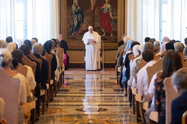 ADDRESS OF HIS HOLINESS POPE FRANCIS TO PARTICIPANTS IN THE FIRST GENERAL ASSEMBLY OF TALITHA KUM