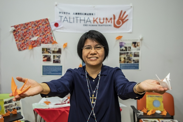 Change of the referent for ASIA in the Talitha Kum International Coordination Committee