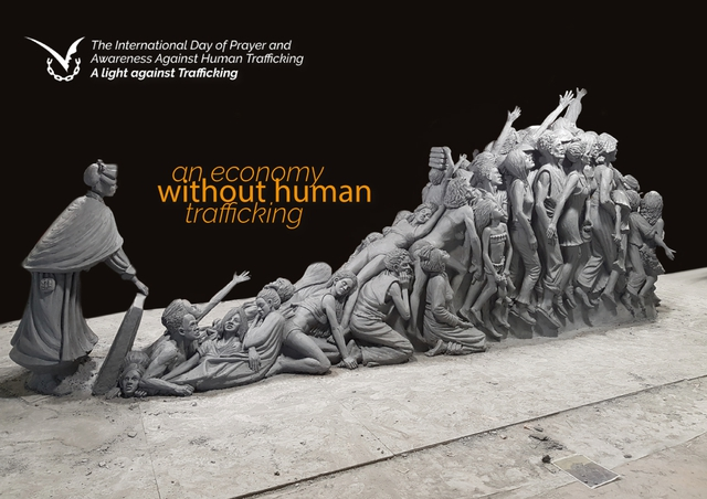 2021 International day of Prayer against Human Trafficking